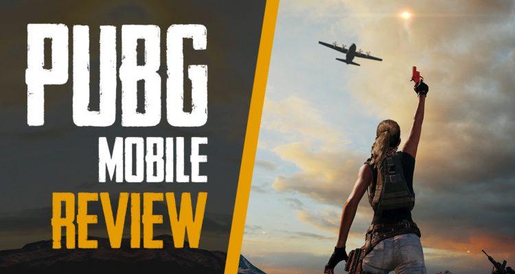 pubg mobile review